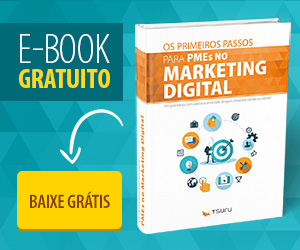 eBook Os primeiros passos para PMEs no Marketing Digital