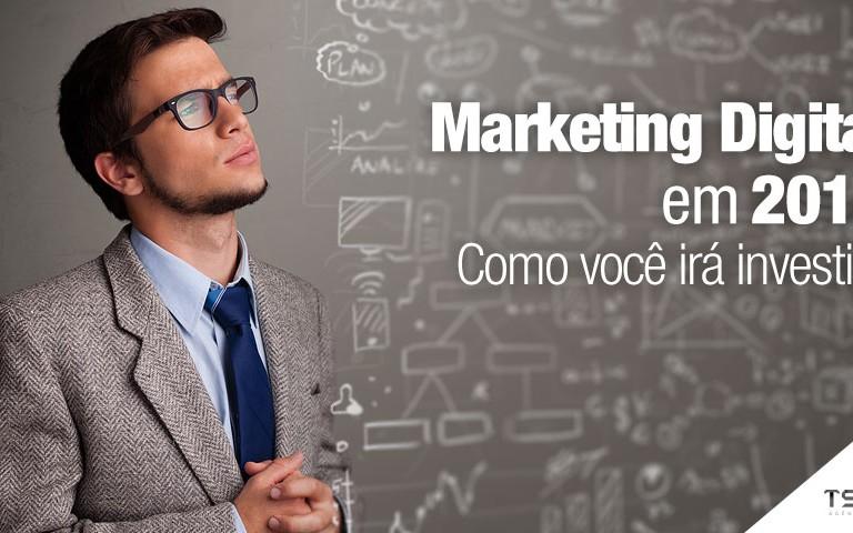 Marketing Digital em 2014: como você irá investir?