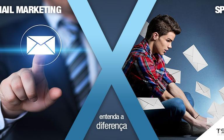 E-mail Marketing x SPAM: entenda a diferença