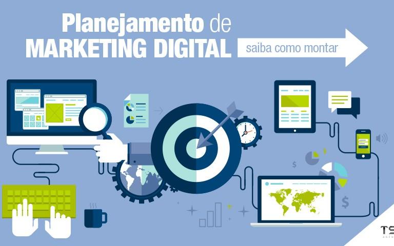 Planejamento de marketing digital: saiba como montar