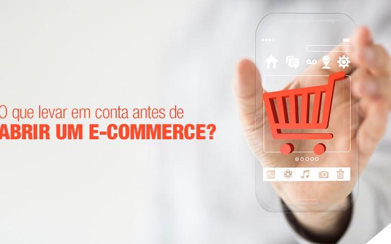 O que levar em conta antes de abrir um e-commerce?