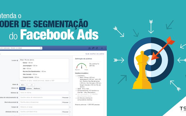 Entenda o poder de segmentação do Facebook Ads