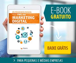 eBook Os primeiros passos para PMEs no Marketing Digital