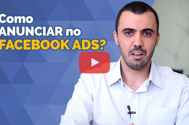 Facebook Marketing: Como anunciar no Facebook Ads? Por Vitor Guerson