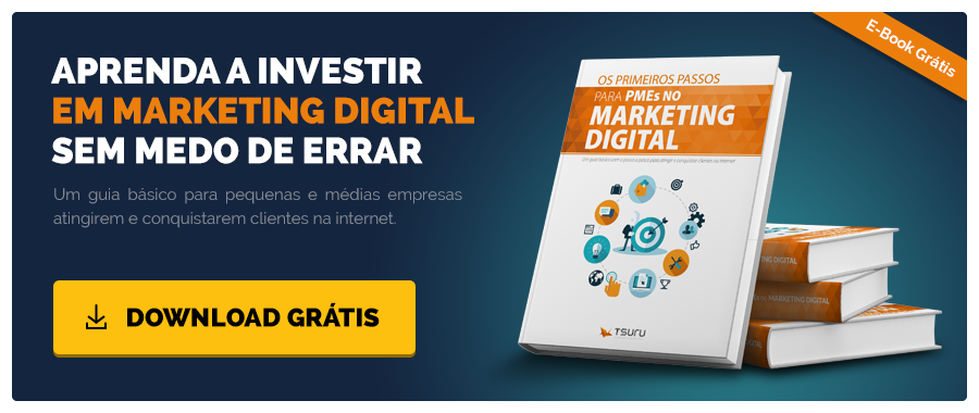 eBook: Aprenda a investir em Marketing Digital sem medo de errar