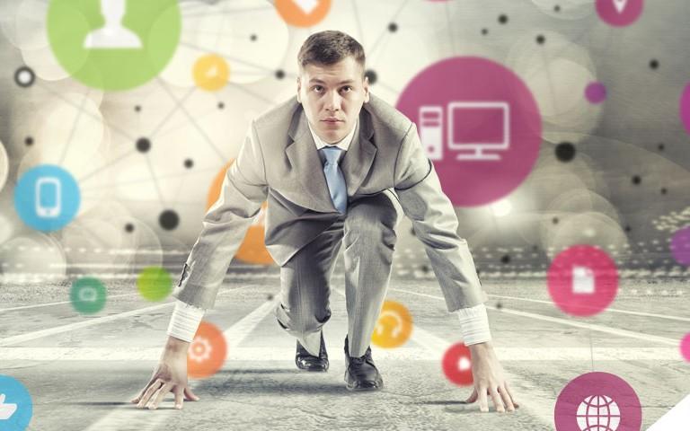 Mantenha a sua marca competitiva no meio digital