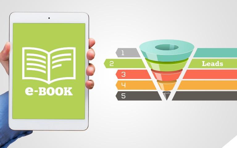 Use eBooks e White Papers para geração de leads
