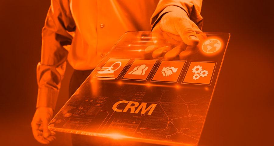 O que é software de CRM?